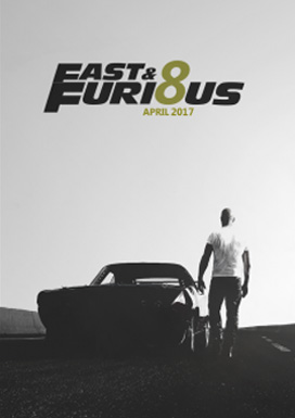 Fast And Furious 8 (Hindi) (U/A) - Hindi