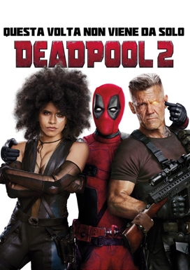 Deadpool-2 (Hindi, 2D)
